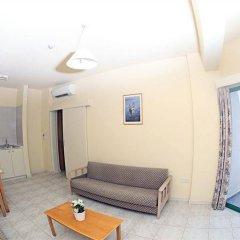Отель Infinity Blu - Designed for Adults Кипр, Протарас - отзывы, цены и фото номеров - забронировать отель Infinity Blu - Designed for Adults онлайн комната для гостей фото 2