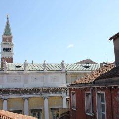 Отель Casanova Venezia Италия, Венеция - 1 отзыв об отеле, цены и фото номеров - забронировать отель Casanova Venezia онлайн балкон