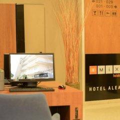 Hotel Mix Alea развлечения