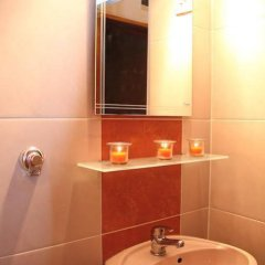 Отель Familien Pension Meeresstern ванная