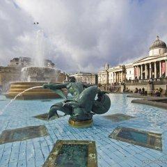 Thistle Trafalgar Square Hotel Лондон бассейн