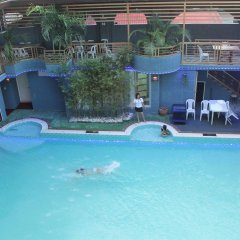 Hotel California бассейн фото 3