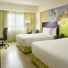 Отель Fairfield Inn by Marriott Los Cabos Мексика, Кабо-Сан-Лукас - отзывы, цены и фото номеров - забронировать отель Fairfield Inn by Marriott Los Cabos онлайн комната для гостей фото 2