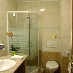 Отель Sante Венгрия, Хевиз - 1 отзыв об отеле, цены и фото номеров - забронировать отель Sante онлайн ванная фото 2