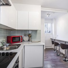 Апартаменты Tonbridge Street · Trendy 1 Bed Apartment Near King's Cross Лондон в номере