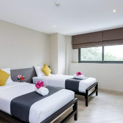 Отель Lucky House Таиланд, Бангкок - 1 отзыв об отеле, цены и фото номеров - забронировать отель Lucky House онлайн комната для гостей