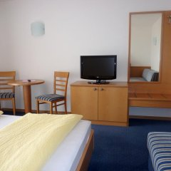 Отель Pension Schlaneiderhof Мельтина удобства в номере