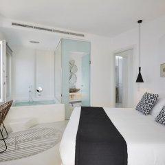Отель Villa Etheras Греция, Остров Санторини - отзывы, цены и фото номеров - забронировать отель Villa Etheras онлайн комната для гостей фото 4