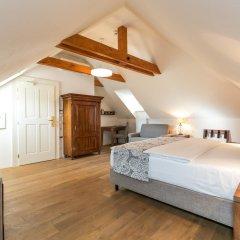 Отель Golden Key Чехия, Прага - отзывы, цены и фото номеров - забронировать отель Golden Key онлайн комната для гостей фото 3