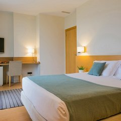 Отель Jaizkibel Испания, Фуэнтеррабиа - отзывы, цены и фото номеров - забронировать отель Jaizkibel онлайн комната для гостей фото 5