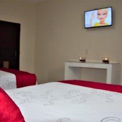 Отель Micro Hotel Rio de Piedras Express Гондурас, Сан-Педро-Сула - отзывы, цены и фото номеров - забронировать отель Micro Hotel Rio de Piedras Express онлайн сейф в номере
