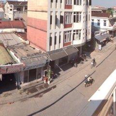 Отель Khe Sanh Homestay - Adults Only Вьетнам, Хюэ - отзывы, цены и фото номеров - забронировать отель Khe Sanh Homestay - Adults Only онлайн балкон