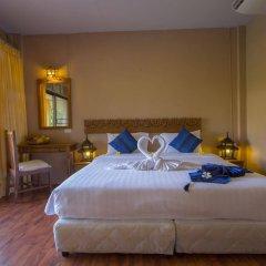 Отель Phuket Chaba Hotel Таиланд, Пхукет - 1 отзыв об отеле, цены и фото номеров - забронировать отель Phuket Chaba Hotel онлайн комната для гостей фото 2
