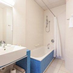 Отель Loreto Бельгия, Брюгге - отзывы, цены и фото номеров - забронировать отель Loreto онлайн ванная фото 2