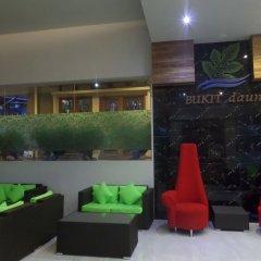 Bukit Daun Hotel and Resort интерьер отеля фото 2