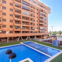 Отель Valencia Flat - Patacona Beach 11 бассейн