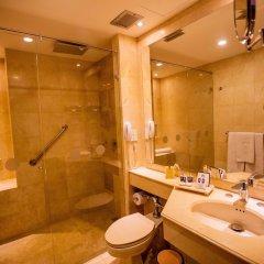 Отель Dann Carlton Cali Колумбия, Кали - отзывы, цены и фото номеров - забронировать отель Dann Carlton Cali онлайн ванная фото 2