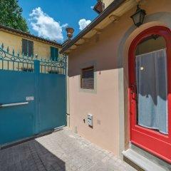Апартаменты Drom Florence Rooms & Apartments Флоренция балкон