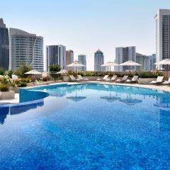 Movenpick Hotel Apartments Downtown Dubai Дубай бассейн