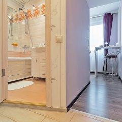 Апартаменты 4You Piter OnE Apartments Санкт-Петербург комната для гостей фото 3