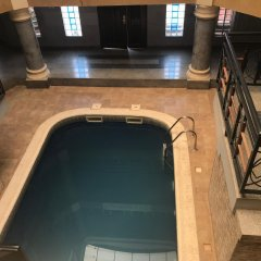 Отель Pentagon Luxury Suites Enugu Энугу интерьер отеля