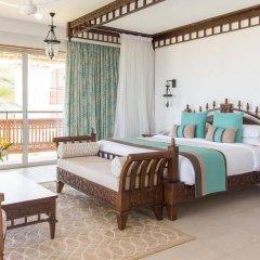 Отель Royal Zanzibar Beach Resort All Inclusive комната для гостей фото 4
