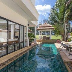 Отель Laguna Fairways 60/12 Таиланд, пляж Банг-Тао - отзывы, цены и фото номеров - забронировать отель Laguna Fairways 60/12 онлайн бассейн фото 2