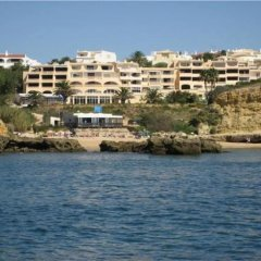 Апартаменты Apartment With 2 Bedrooms in Albufeira, With Wonderful sea View, Pool пляж