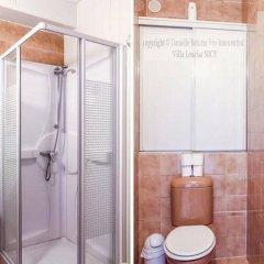 Отель Villa Loucisa Франция, Ницца - отзывы, цены и фото номеров - забронировать отель Villa Loucisa онлайн ванная фото 2