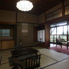 Отель Cultural Property Of Japan Senzairo Йоро комната для гостей