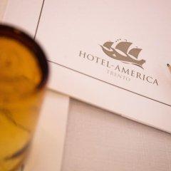 Hotel America Тренто удобства в номере фото 2