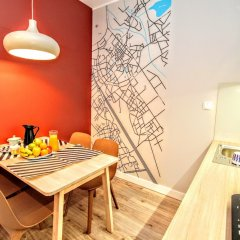 Отель RentPlanet Apartament Polwiejska Польша, Познань - отзывы, цены и фото номеров - забронировать отель RentPlanet Apartament Polwiejska онлайн фото 7