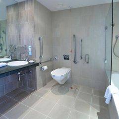 Отель Hilton Manchester Deansgate Манчестер ванная
