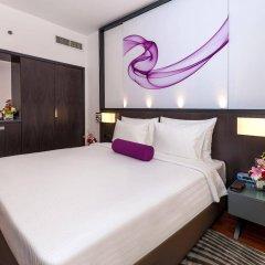 Отель Lotus Retreat Hotel ОАЭ, Дубай - 2 отзыва об отеле, цены и фото номеров - забронировать отель Lotus Retreat Hotel онлайн комната для гостей фото 2