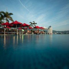 Отель The Charm Resort Phuket Пхукет приотельная территория фото 2