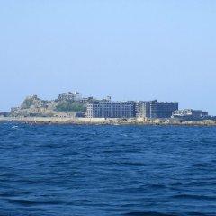 Отель Nisshokan Bettei Koyotei Нагасаки пляж фото 2