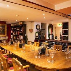 Hotel Baseler Hof гостиничный бар
