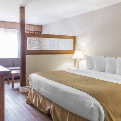 Отель Quality Inn & Suites & Conference Centre Канада, Гатино - отзывы, цены и фото номеров - забронировать отель Quality Inn & Suites & Conference Centre онлайн комната для гостей