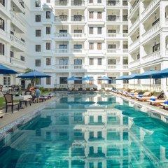Hoi An Rosemary Boutique Hotel бассейн фото 2