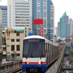 Отель Pinnacle Sukhumvit Inn Бангкок городской автобус