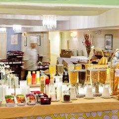 Century Hotel Antwerpen гостиничный бар