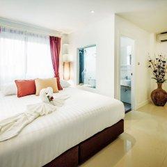 Отель Raha Gold Residence Patong комната для гостей фото 5