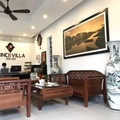 Отель The Vinci Villa Хойан интерьер отеля фото 2