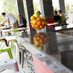 Samira Exclusive Hotel & Apartments Турция, Калкан - отзывы, цены и фото номеров - забронировать отель Samira Exclusive Hotel & Apartments онлайн питание фото 2