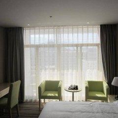 5 Yue Hotel Yichun Mingyue Mountain Branch комната для гостей
