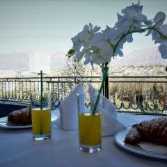 Eklips Hotel Тирана балкон