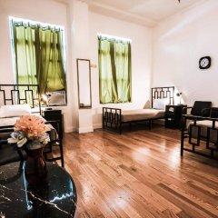 Отель NY Moore Hostel США, Нью-Йорк - 1 отзыв об отеле, цены и фото номеров - забронировать отель NY Moore Hostel онлайн питание фото 3