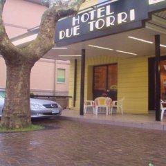 Hotel Due Torri Римини парковка