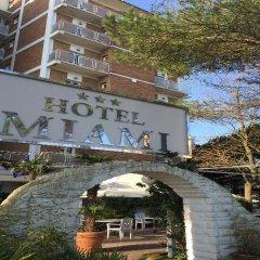 Отель Miami Hotel Италия, Риччоне - отзывы, цены и фото номеров - забронировать отель Miami Hotel онлайн приотельная территория