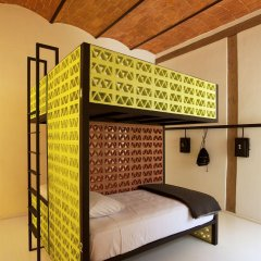 Downtown Beds - Hostel Мехико комната для гостей фото 2